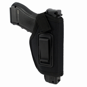 Image 3 - Tactical IWB Pistol Holster Concealed Carry Pouch for Subcompact Compact Handgun