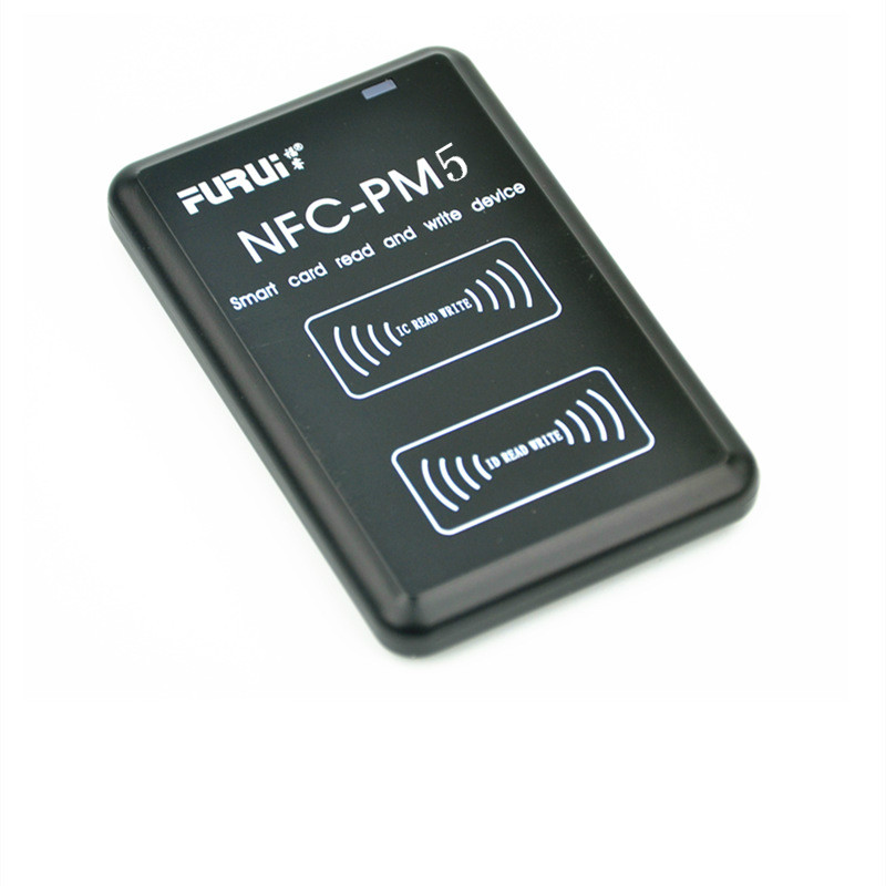 RFID Reader IC Duplicator Card Copier Writer Decoding NFC-PM5 Kit