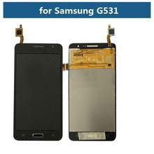 5,0 ''Telefon LCD Für Samsung Galaxy Groß Prime G531 G531F SM-G531F G531H LCD Display Mit Tools Touchscreen Digitizer montage