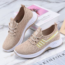 NOSSICA Women Flat Sneakers Ladies Sports Shoes Trainers Platform Woman Femme Dames Breathable Black Mujer Tenis Feminino