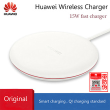 CP60 WPC QI Original HUAWEI Wireless Charger 15W MAX ใช้ Huawei P30 Pro Mate20 Pro RS สำหรับ Samsung iPhone xiaomi