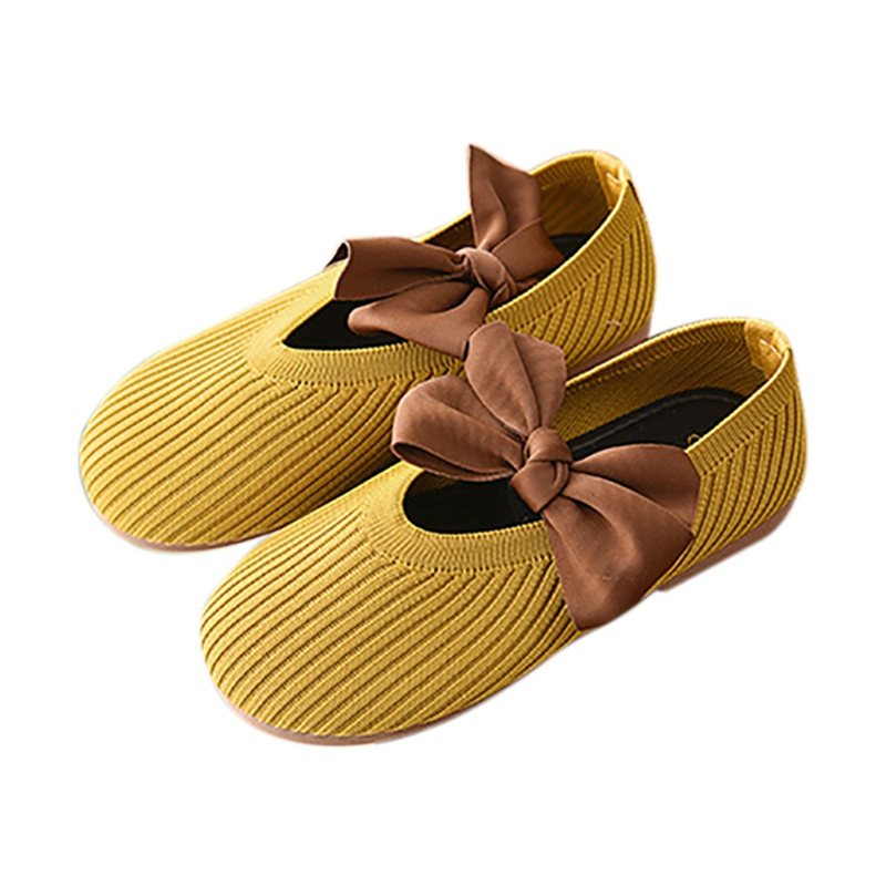 Autumn Cute Baby Shoes For Girl Anti-Slip Casual Walking Shoes Soft Soft Soled Princess Sneakers New