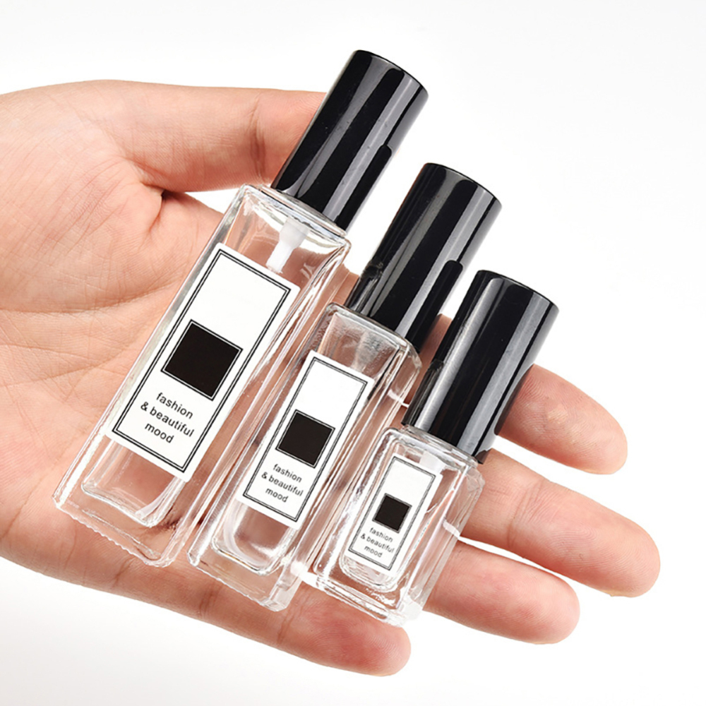 5ml10ml18ml Travel Glass Perfume Bottle Cosmetic Spray Bottle Vacuum Empty Bottle Glass Sub-bottle Perfume Atomizer