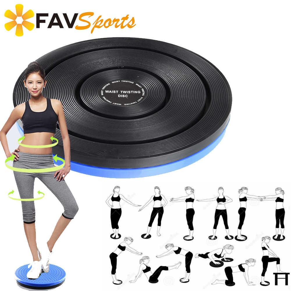 Twist Board Fitness Balance talii skręcanie płyta płyta wagi masaż fizyczny kobiety ciała odchudzanie Twister sprzęt do ćwiczeń