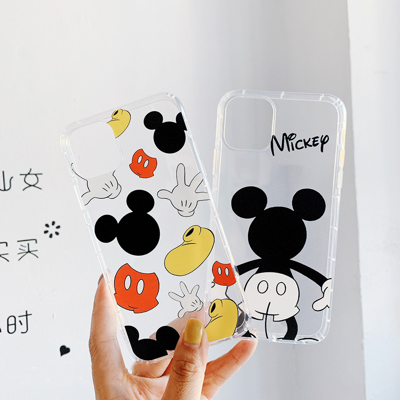 funda iphone transparente dibujo