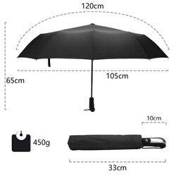 Xiaomi parasol odporny na wiatr automatyczny składany parasol przeciwdeszczowy przeciwsłoneczny Auto luksusowe duże dla kobiet i mężczyzn biznes parasol ze stopu aluminium 2