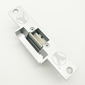 YS130 Fail safe Fail bezpieczny System kontroli dostępu elektryczny zamek drzwiowy tanie i dobre opinie gzpzdp Electric Strike Lock 150Lx39 5Wx33 5H(mm) 500kg DC12V 240mA(YS-130NO) 200mA(YS-130NC) Fail Secure(YS-130NO) Fail Safe(YS-130NC)