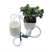 DIY Automatic Watering Irrigation System Soil Moisture Sensor Pump Module Kit