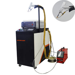 Laser-Welding-Machine Channel-Fiber Metal Handheld 1000W 3D for New-Product Stainless-Steel