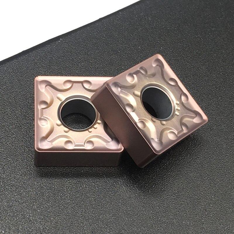 10PCS Carbide insert SNMG120408 MA VP15TF External cutter lathe tools metal turning lathe tool SNMG120408 CNC machine parts