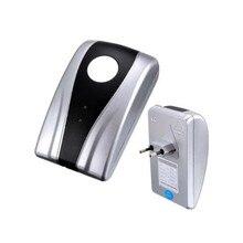 Intelligent Energy Saver Smart Power Saving Box Device Electricity Power saving 10 to 50% US UK EU Plug Appliances Protector 24kw household smart chamberlain power saver universal intelligent commercial electricity saving appliance 25%