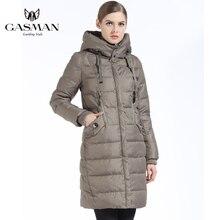 GASMAN ผู้หญิงฤดูหนาว ลงเสื้อยาวเสื้อฤดูหนาวผู้หญิง Bio