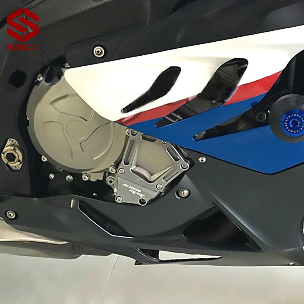 Чехол для BMW S1000RR 2010- 2020 с ЧПУ для защиты двигателя