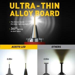Image 2 - LED H4 LED H11 H8 9005 9006 H9 HB3 9003 9012 Canbus żarówka do przedniego reflektora światła samochodowe 16000LM 80W 6500K 12V 24V lampa samochodowa nie ma radia poziom hałasu