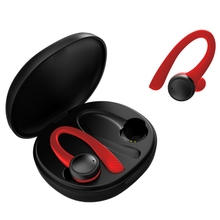 TWS 5.0 Wireless Bluetooth Earphone T7 Pro HiFi Stereo Wireless Headphones Sports Headset, With 400 Amh Charging Box for Phone.