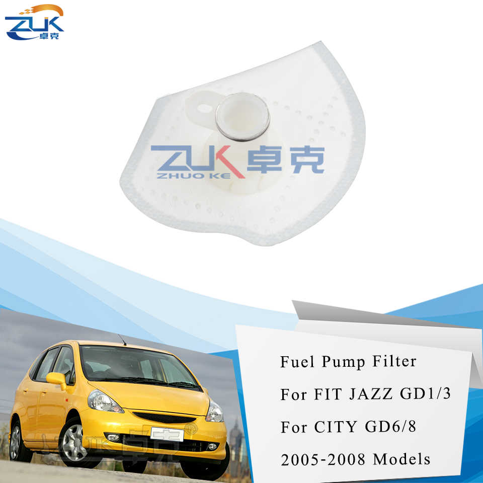 honda fit fuel filter replacement zuk auto fuel pump filter screen strainer for honda fit jazz 1 3l  fuel pump filter screen strainer