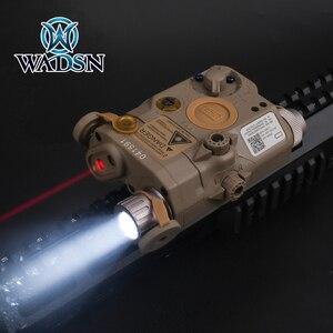 WADSN Tactical LA-5C PEQ Red L