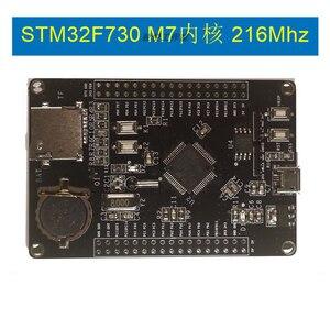 STM32 STM32F730 rozwój pokładzie stm32F7 M7 poza STM32F407