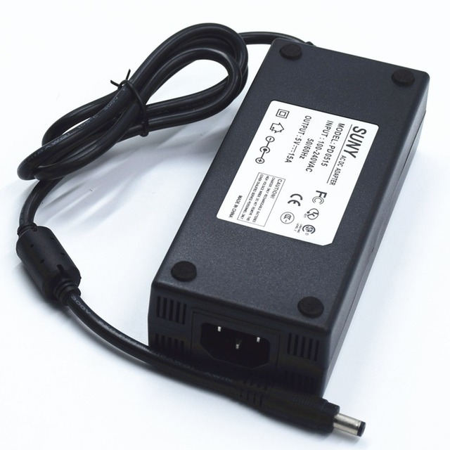 5V15A Switch Adapter CE/FCC Certified DC Regulated Power Supply Used In LED Digital Optoelectronic Products