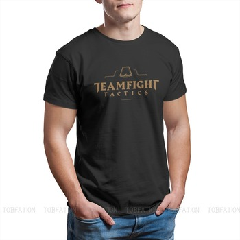 2020 New Summer Teamfight Tactics Cotton League Of Legends LOL MOBA Fashion Casual Men T-shirt 1
