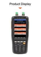 TM70B Handheld PON Fiber Optical Power Meter 1310/1490/1550nm