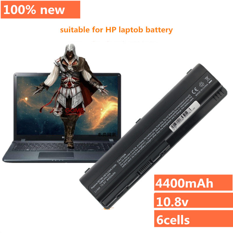 Laptop Battery For HP Pavilion DV4 DV5 DV6 DV6T G50 G61 Compaq Presario CQ40 CQ41 CQ45 CQ50 CQ60 CQ61 CQ70 CQ71 HDX16 G50|Battery Accessories & Charger Accessories| |  - title=