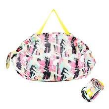 Бакалея мешок водонепроницаемый супермаркет сумка тоут トショッパーバッグファッション
