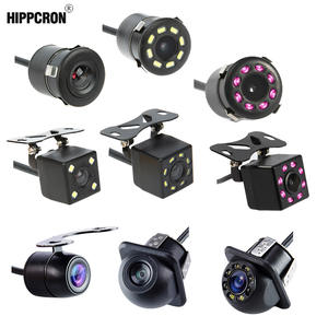 Hippcron Auto-Parking-Monitor Video Car-Rear-View-Camera Reversing Night-Vision Waterproof
