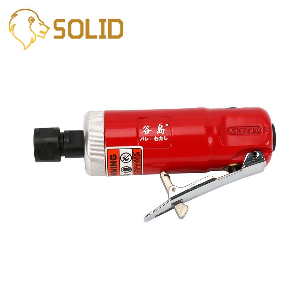 Air Die Grinder,15cm Handle Length Air Angle Die Grinder High Speed Polisher Pneumatic Cutting Tool Cut Off Polisher