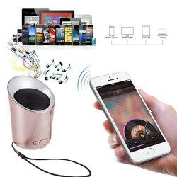LESHP Портативный Bluetooth Беспроводной гарнитуру Hands-free во время вызовов встроенный микр стерео звук водонепроницаемые напольные колонки