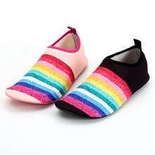 Quick Drying Water Shoes Printed Lightweight Footwear Outdoor Summer Beach Drifting Swimming Snorkeling Wading Sportswear
