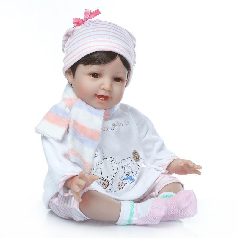NPK Silica Gel Infant Item-Replaceable Baby Toys Children Accompany Toy