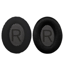 Replacement Ear Pads Frosted Flannel Velvet Memory foam Cushions for Bose Quietcomfort 35 QC35 QC25 AE2 QC2 QC15 AE2I Headphones ear pads replacement for bose qc15 qc2 headphones quiet comfort earpad protein skin memory foam cover yw