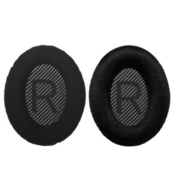 Replacement Ear Pads Frosted Flannel Velvet Memory foam Cushions for Bose Quietcomfort 35 QC35 QC25 AE2 QC2 QC15 AE2I Headphones new battery for bose quietcomfort qc35