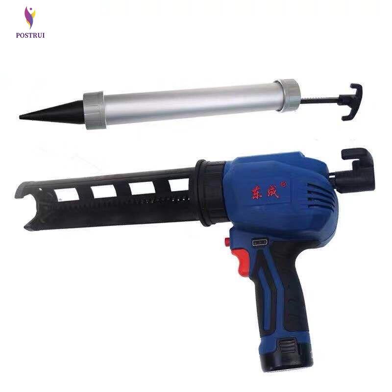 DCPJ12E Electric Glue Gun Handheld Charging Lithium Electricity Glass Glue Gun Handheld Silicone Gun 12V