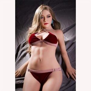 Image 2 - Poupée sexuelle 160cm #36, robot sexy femme complet TPE avec squelette en métal, jouets sexuels, haute qualité