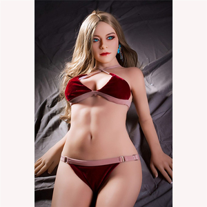 Image 2 - Sex doll 160cm #36 Top Quality Beautiful sexy woman sex robot full TPE with metal skeleton love doll For mens sex toys