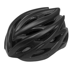 Image 3 - 자전거 헬멧 초경량 자전거 자전거 헬멧 통기성 MTB 산악 도로 사이클링 안전 야외 스포츠 자전거 Kask 헬멧 201g