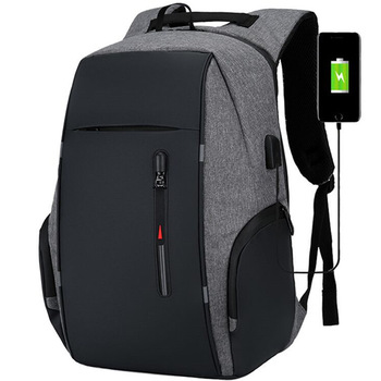 цена Anti-theft Bag Men Laptop Rucksack Travel Backpack Women Large Capacity Business USB Charge College Student School Shoulder Bags онлайн в 2017 году