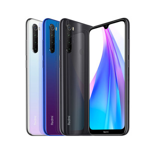 "Image 5 - Global Version Xiaomi Redmi Note 8T 8 T 4GB 64GB Smartphone NFC Snapdragon 665 Octa Core 48MP Quad Rear Camera 6.3"" 4000mAh"