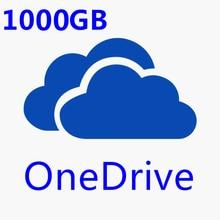 OneDrive – mise à niveau de compte personnel, capacité de 1000 go + 365 Pro Plus, compte existant, professionnel à vie, Plus fiable