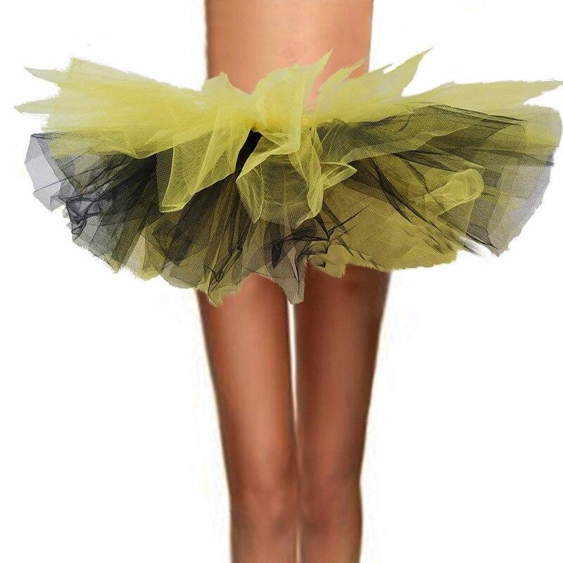Saia de tule em camadas saias de tule mini saias de tule saias de tule de verão em camadas