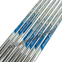 New Golf shaft N S PRO ZELOS 7 Steel Irons shaft Regular or Stiff clubs Golf shaft 6pcs/lot Free shipping