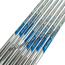Yeni Golf şaft N S PRO ZELOS 7 çelik ütüler mil düzenli veya sert kulüpleri Golf mil 6 adet/grup ücretsiz kargo