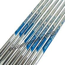 새로운 골프 샤프트 n s pro zelos 7 스틸 아이언 샤프트 일반 또는 뻣뻣한 클럽 골프 샤프트 6 개/몫 무료 배송