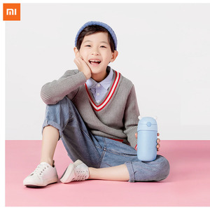 Image 3 - Xiaomi Mitu ילדי בידוד ואקום תרמוס מים כוס בקבוק נירוסטה אוניית 6 שעות בידוד נייד בטוח כוס