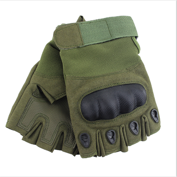 Half-finger Rock Climbing Hiking Tactical Army Shooting Hand Gloves Sports Motorcycle Motocross Racing Riding Cycling Gloves outdoor motorcycle sports gloves non slip cycling bicycle sport full finger gloves motocross black camouflage army green