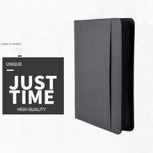 А4 записная книжка папка для документов из искусственной кожи
