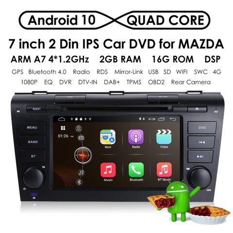 para mazda 3 2004 2013 maxx axela android 10 dvd gps radio estereo 4g 64g