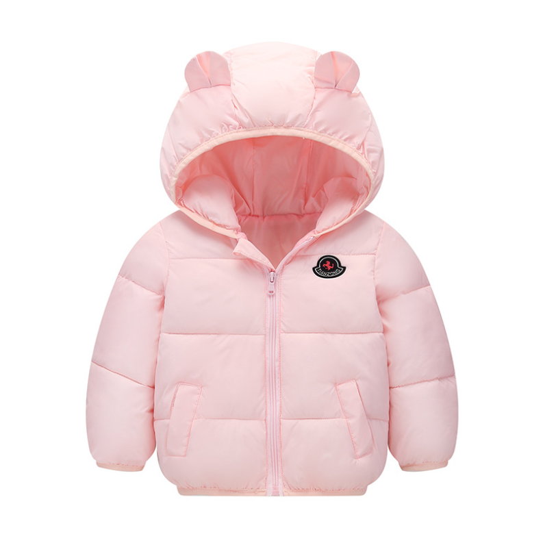 Baby Boys Jackets 2020 Autumn Winter Kids Jacket Girls Warm Thick Hooded Coat Children Outerwear 1-6 Y Toddler Girl Boy Clothing